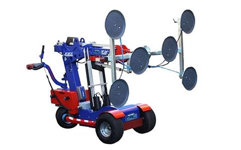 Glasmontagegerät robot 600 outdoor